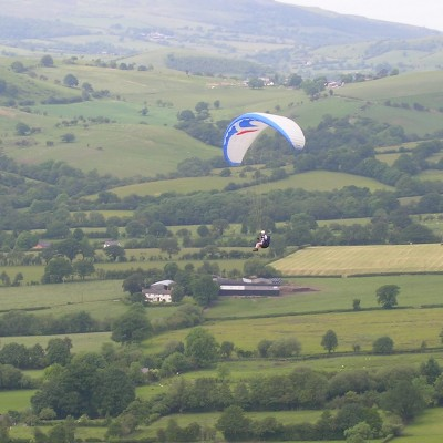 Gliding / Paragliding image